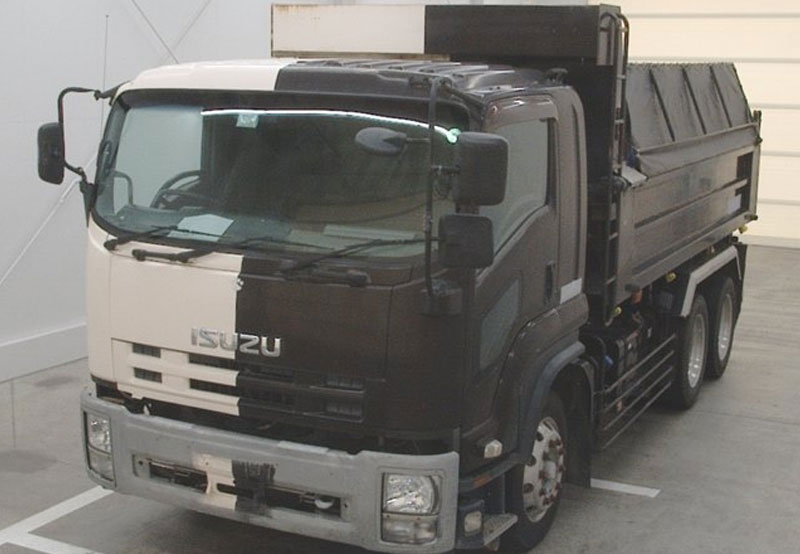 Isuzu / Forward 2012