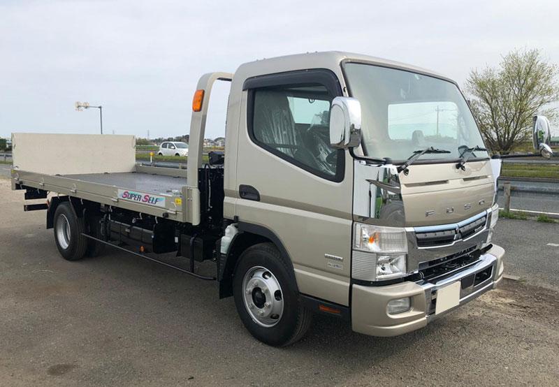 Mitsubishi / Canter 2020