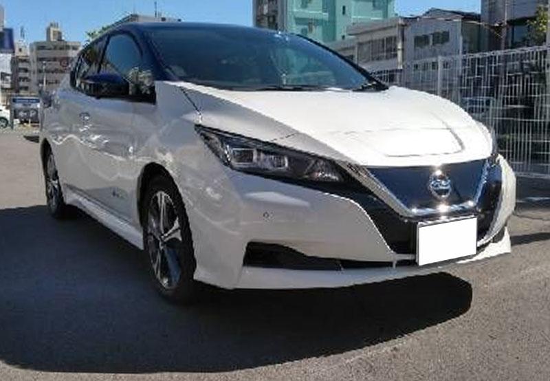 Nissan / Leaf 2008