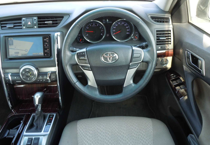 Toyota Mark X 65979
