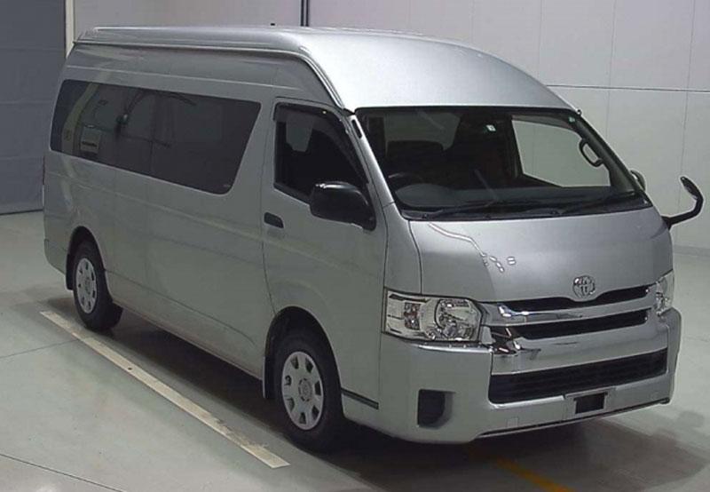 Toyota / Hiace 2016