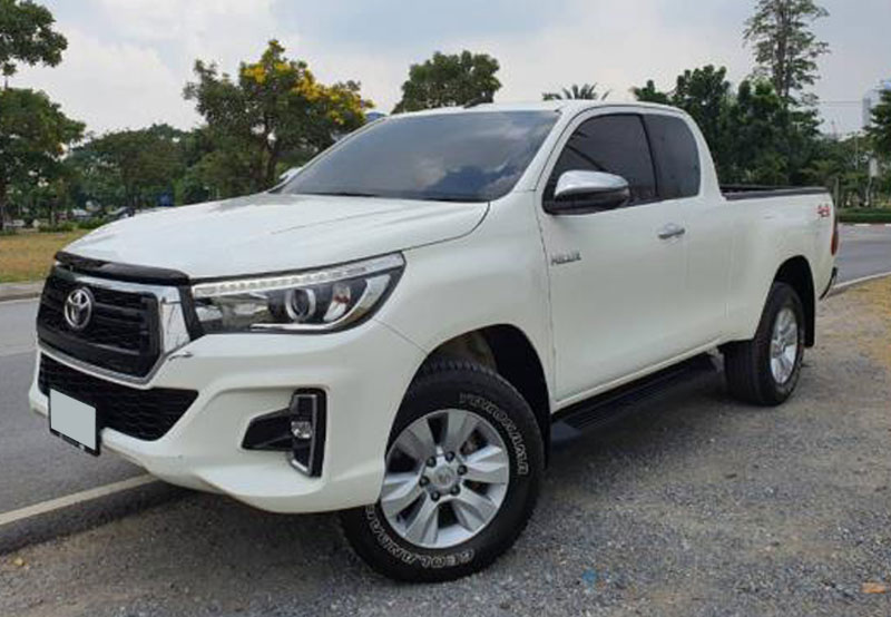 Toyota Hilux Revo 65986