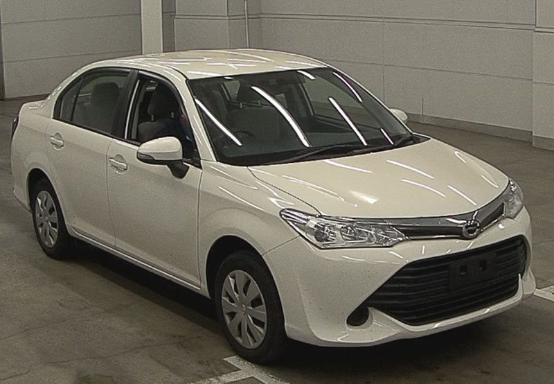 Toyota Corolla Axio 66043