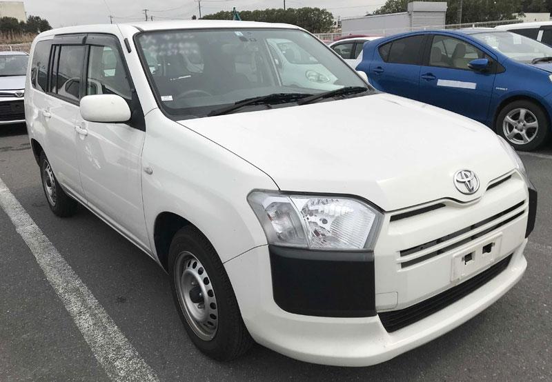 Toyota probox 2016 White