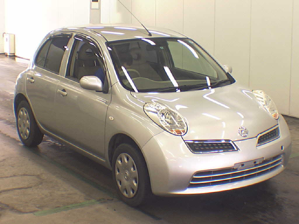 Nissan march 2007 image1
