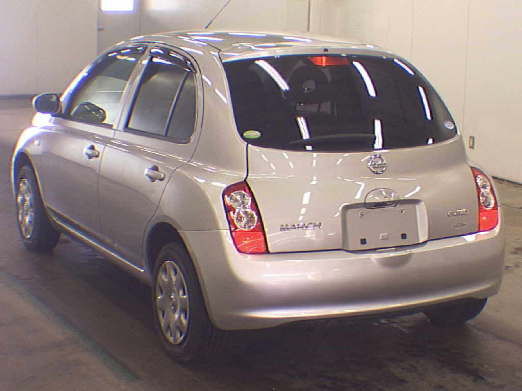 Nissan march 2007 image2