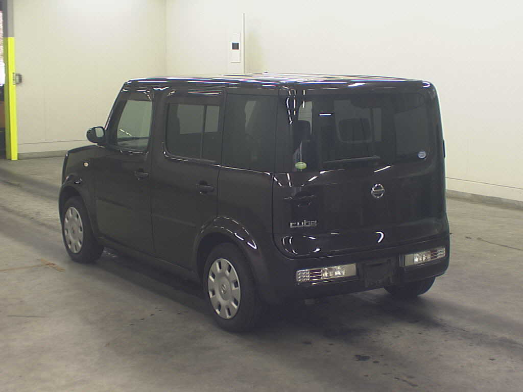 Nissan cube 2007 image2