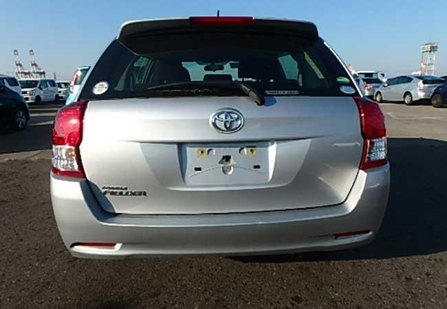 Toyota corolla fielder 2012 image6