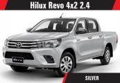 Toyota hilux_revo 2019 Silver
