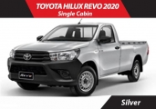 Toyota hilux 2018 Silver