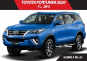 Toyota fortuner 2018 image2