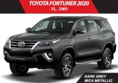 Toyota fortuner 2018 image3