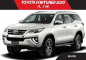 Toyota fortuner 2018 image4