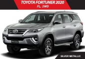 Toyota fortuner 2018 image5