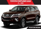 Toyota fortuner 2018 image6