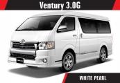 Toyota ventury 2019 White
