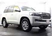 Toyota land_cruiser 2019 Pearl