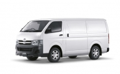Toyota hiace 2018 White