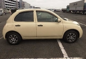 Nissan march 2009 image7