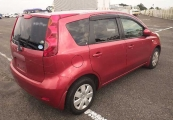 Nissan note 2009 image3