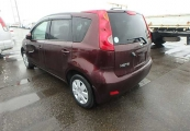 Nissan note 2009 image4