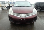 Nissan note 2009 image5