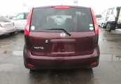 Nissan note 2009 image6