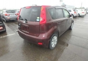 Nissan note 2009 image8