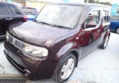 Nissan cube 2009 image1