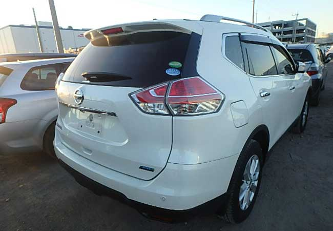 Nissan x-trail 2014 image3