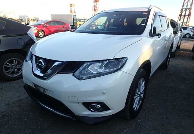 Nissan x-trail 2014 image4
