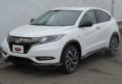 Honda vezel 2018 White