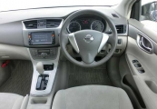 Nissan bluebird sylphy 2014 image8