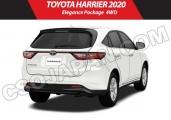 Toyota Harrier 61076 image3