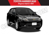 Toyota harrier 2019 image1