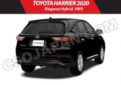 Toyota harrier 2019 image3