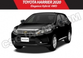 Toyota harrier 2019 image4