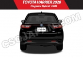 Toyota harrier 2019 image5