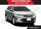 Toyota harrier 2019 image10