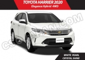 Toyota harrier 2019 image14