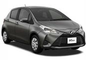 Toyota vitz___yaris 2019 Gray Metallic