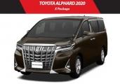 Toyota Alphard 61145 image3