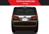 Toyota Alphard 61145 image4