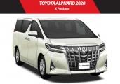 Toyota Alphard 61145 image8