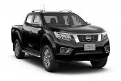 Nissan navara 2019 Black Mica Metalli