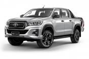 Toyota hilux_revo_rocco 2019 Silver
