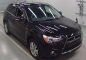 Mitsubishi rvr 2012 Black