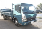 mitsubishi canter 2007 Green