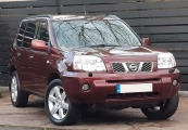 nissan x_trail 2006 Red