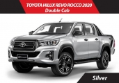 Toyota hilux_revo_rocco 2020 Silver